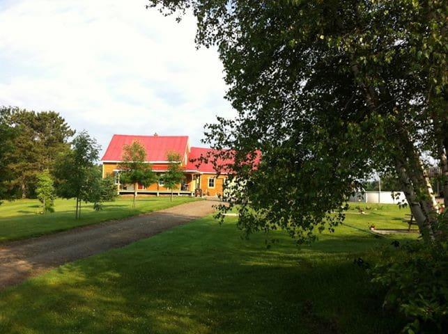 La vieille maison - Notre-Dame-de-Ham