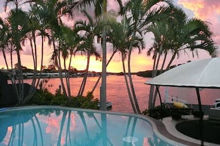Ultimate Luxury Waterfront Retreat, Sanctuary Cove - Hope Island - Huis