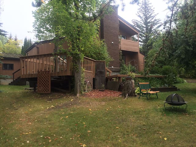 Private country Oasis thats pet friendly - Sturgeon County - Ev