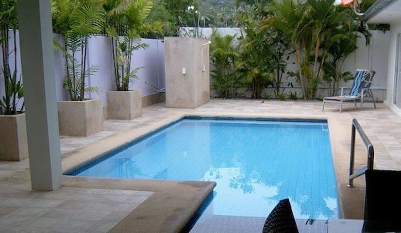 Fruit Garden Pool Villa