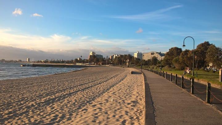 Best St. Kilda Beach Location/Style/Value
