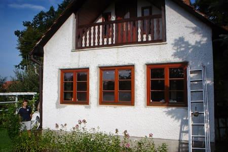 Chata jižních čech - Všemyslice - Szállás a természetben