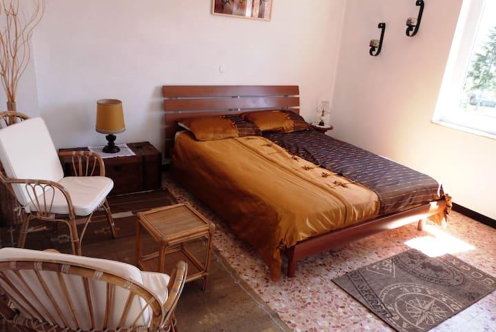 Appartamento in campagna a Bardineto (2 camere)