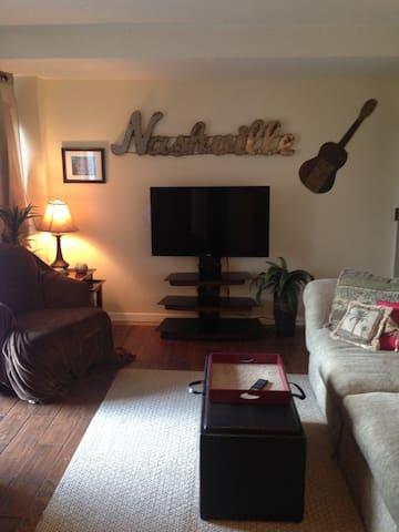 Mid-Town/Music Row Condominium