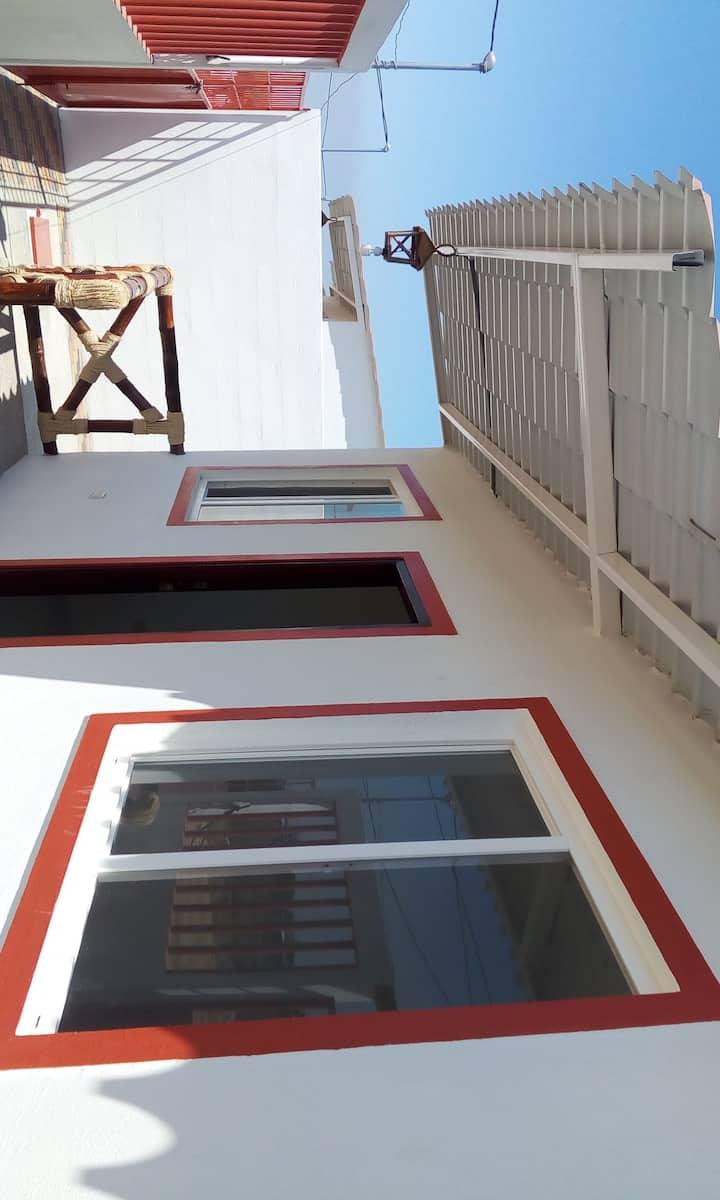 Se alquila una villa en General vVillamil Playas