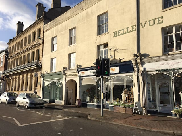 Belle Vue Terrace - Great Malvern - サービスアパートメント