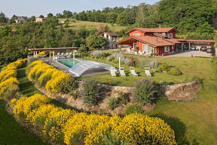 Un paradiso immerso nella natura - Acqui Terme - Bed & Breakfast