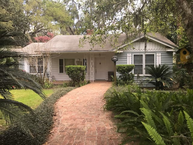 Beautiful House, Main Street Micanopy