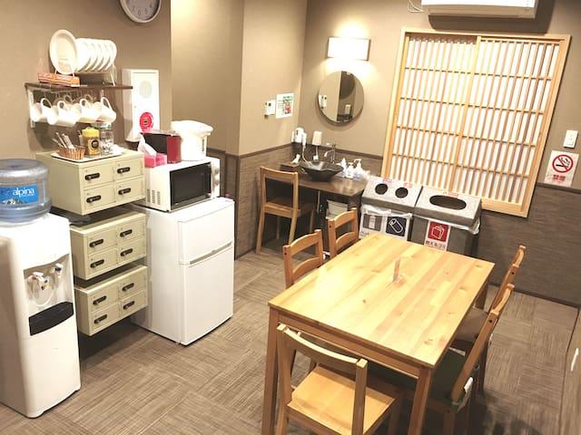 Newly Built Hostel near Ikebukuro BigDiscount‼️
