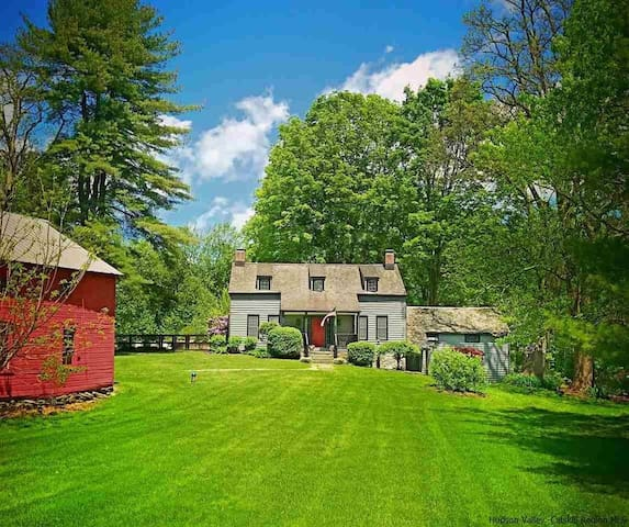 Magical Country Home sitting on 17 beautiful acres