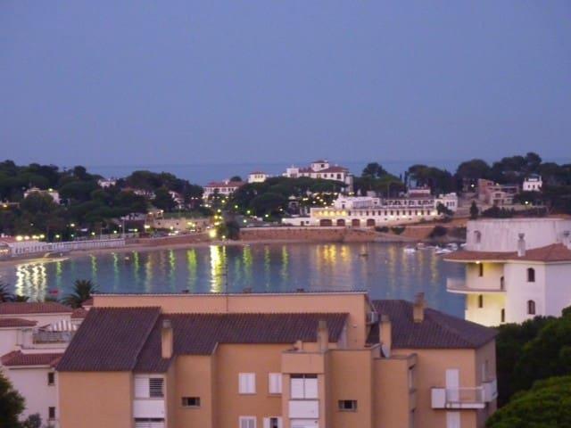 Appartement belle vue sur la mer St Pol/S'Agaro