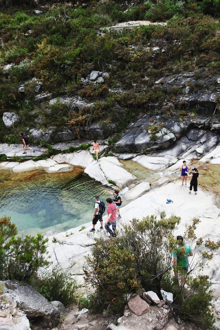 Exploring 7 lagoas
