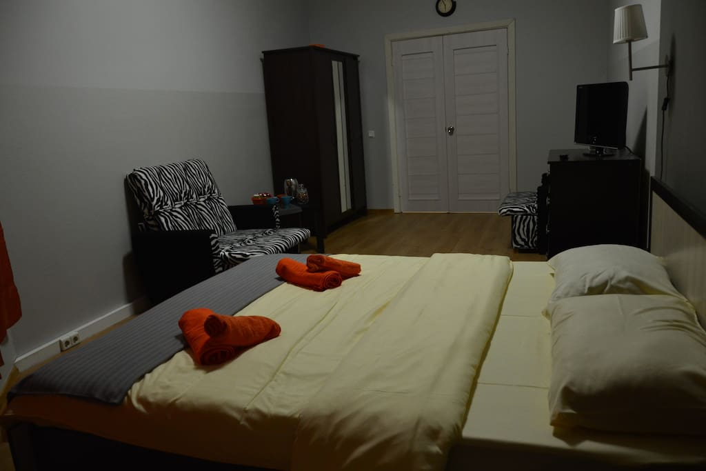 вид комнаты
