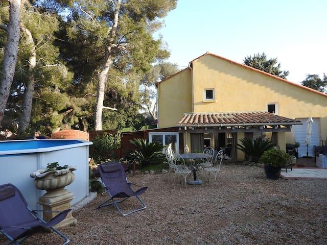 villa le cactus - Bormes-les-Mimosas - Villa