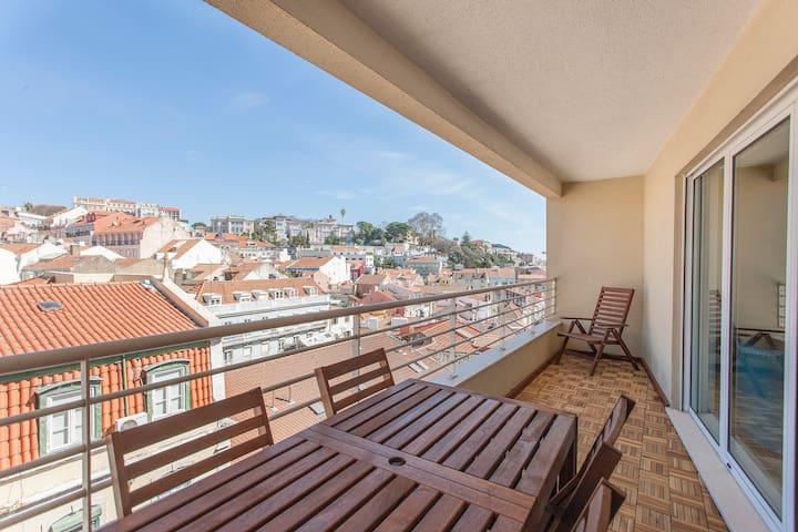 Liberdade - Cozy and Luminous Space - Lisboa - Apartment