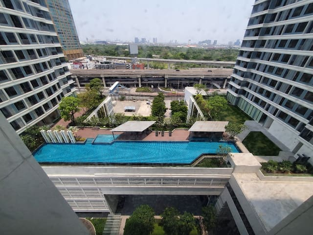 New condo 4mins walk from MRT phahonyothin station