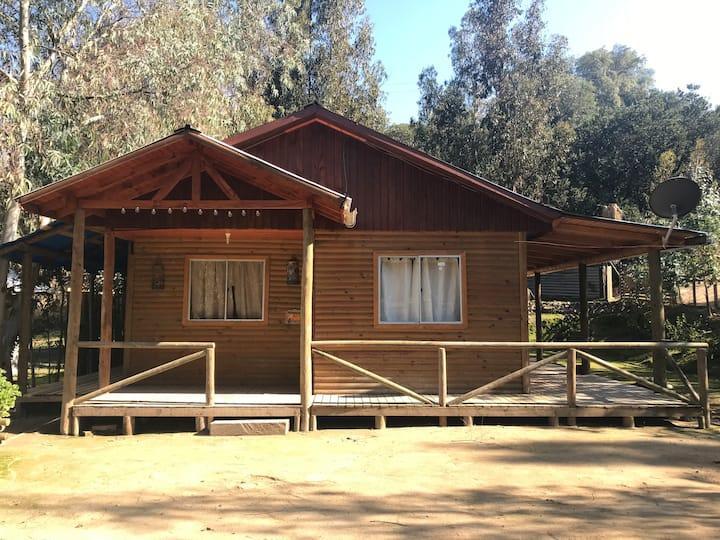 Cabaña La Lajuela (Santa Cruz)