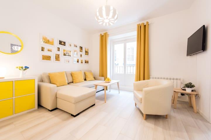 Fabulous apartment in Plaza Mayor - Madryd - Apartament