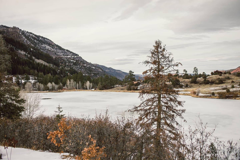 Mountain Estate on Black Lake - Houses for Rent in Ridgway, Colorado ...