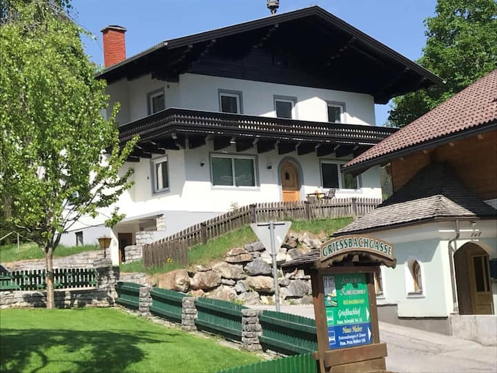 Summer Holiday for 12 persons in Beautiful Flachau