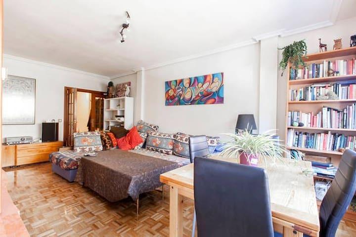 Casa acogedora para 4 personas. Cerca de IFEMA - Madri - Casa
