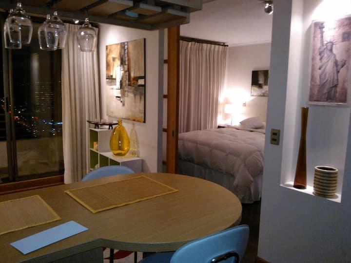 PM Las Condes Departamento 1 Dormitorio