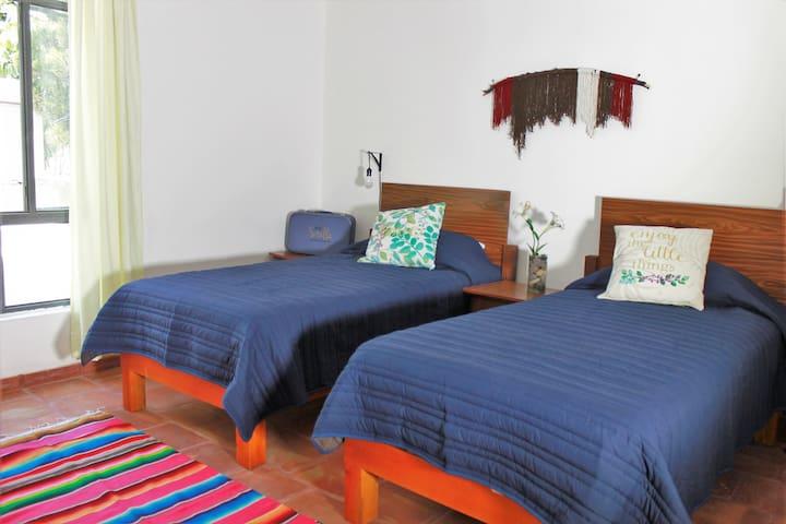 Habitaciones mejor zona de Guadalajara Stella 14