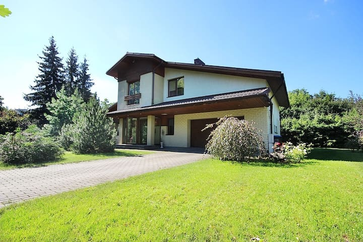 Villa Evergreen (parking and Wi-Fi free of charge)