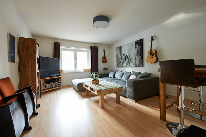 Cozy apartment in the uni area - Hamburg - Apartment