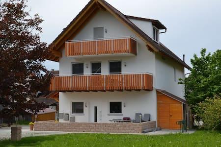 1,5 Zimmer Appartement in Markdorf - Riedheim - Markdorf - Pis