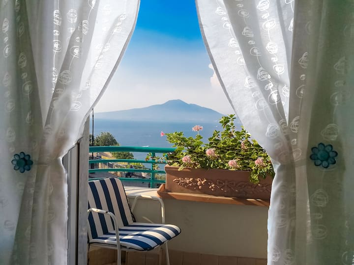 Casa Filangieri - nice apartment with sea view