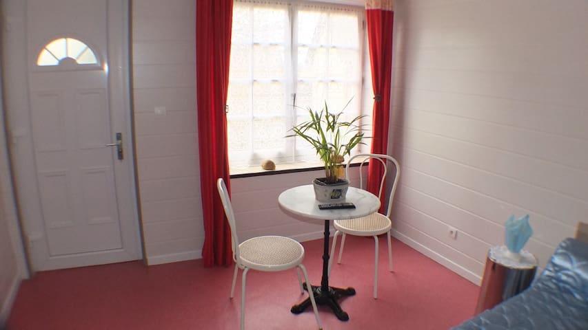 Chambre chez l'habitant La tourterelle .