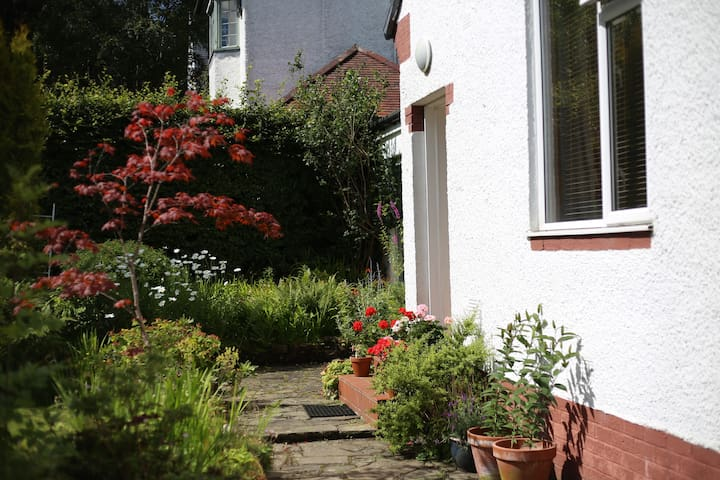 Beautiful friendly family home - Bearsden - Haus