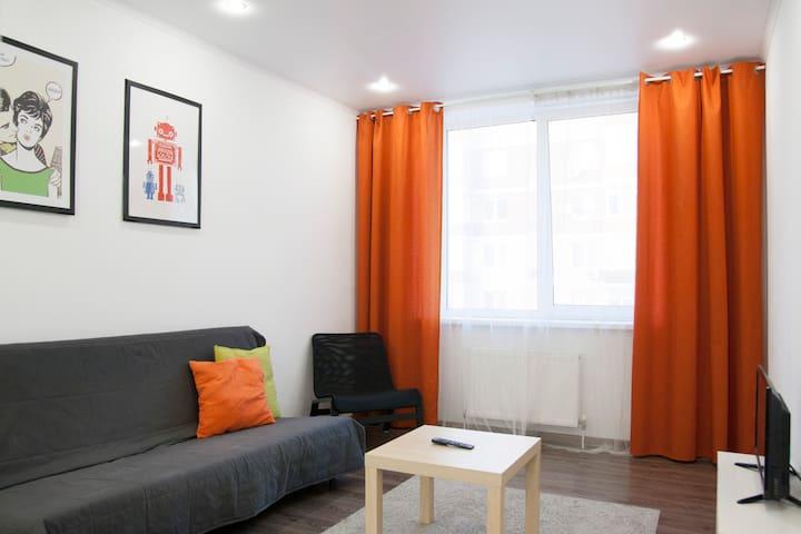 Новая квартира в центре (399)