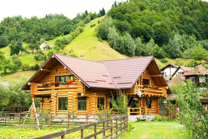 The Lodge. Make you feel at home.