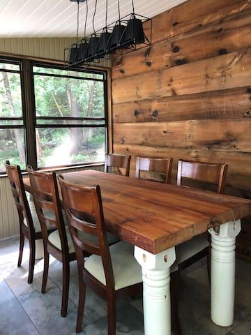Haliburton/Minden newly reno'd cottage on 20 acres
