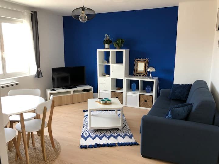 """Appartement T2 lumineux au 2ème étage """"Amalfi"""""""