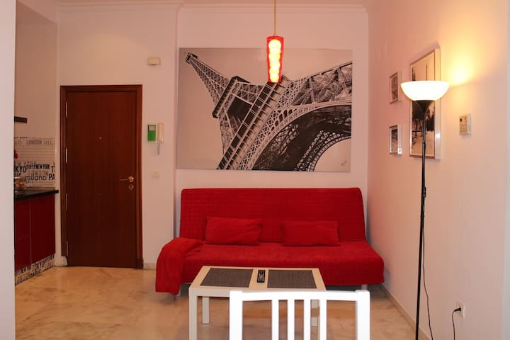 Beautiful apartment in Triana, air conditioning