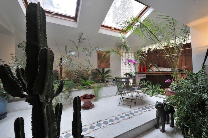 LE PETIT SIAM- Chambre d'hôtes centre ville