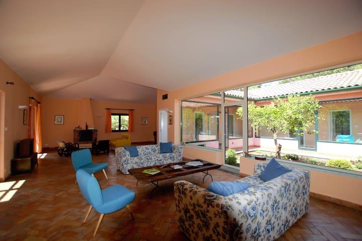 Villa del limone  con piscina  ai piedi dell'Etna - Maugeri - Villa