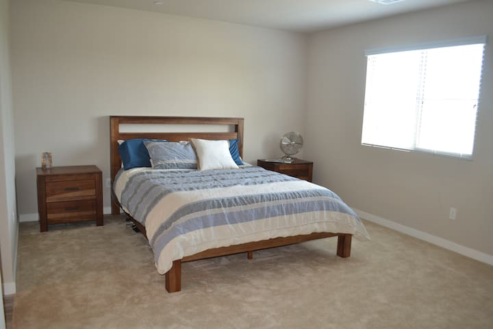 Large Master Bedroom with ensuite