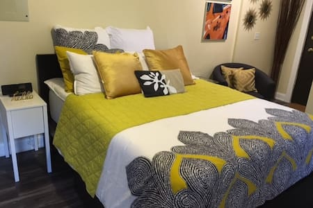 City Chic studio - 15 minutes to NYC - Appartement