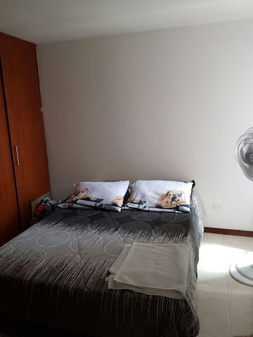 Habitación en apartamento en cali - Cali - Apartment