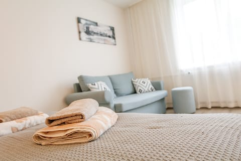 Apartment for you in Sigulda