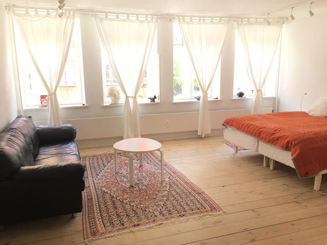 Charming and bright flat in Christianshavn