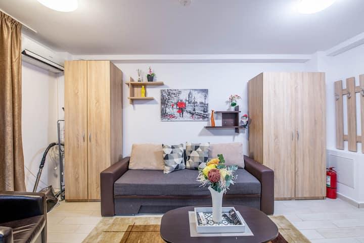 Studio Militari Residence Bucharest M7