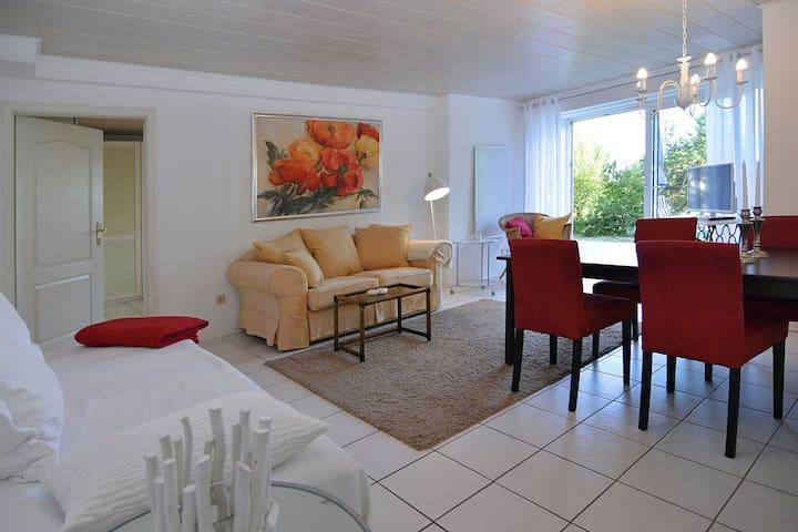 Acogedor apartamento en Welferode cerca del lago