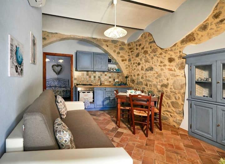 Appartamento vicino alle Cascatelle Terme di Satur