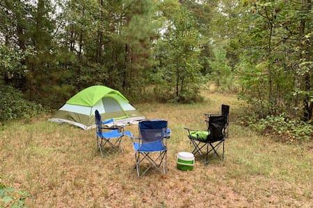 Goat Camp - Primitive Camping Near I-75