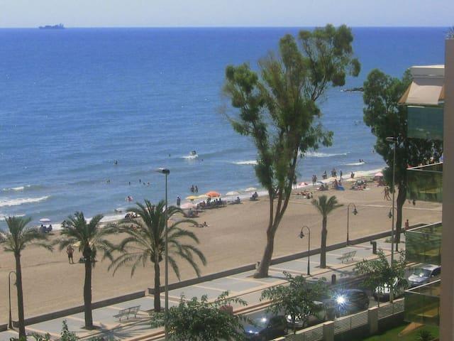 Apartamento primera linea - El Grao de Castellón - Daire